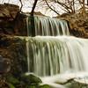 Small waterfall, Shoshone Falls