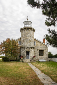 Stonington Harbor Lighthouse