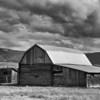 Old Barn along Mormon Row<br /> Jackson, WY<br /> 01/29/19