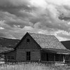 Old House along Mormon Row<br /> Jackson, WY<br /> August 2016