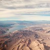 Flying over Nevada on the way to Las Vegas<br /> 01/19/19