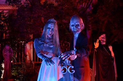 Halloween in Hackensack
