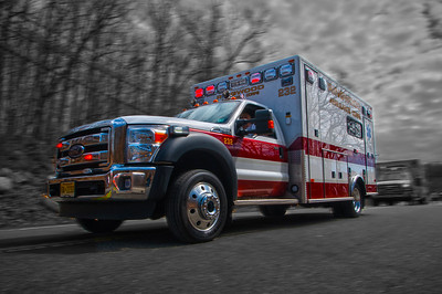 Ringwood  Ambulance Corps - Ringwood