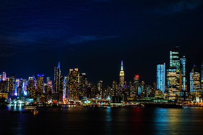 NYC Skyline - February 2019