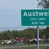 Austwell City Limit