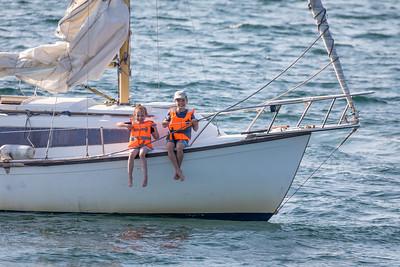 We do love sailing!