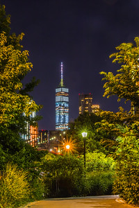 Freedom Tower in the Park