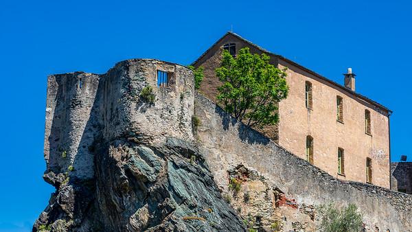 Citadelle de Corte (Talcini - Haute Corse)