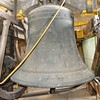 Bell 6 in ring of 10 at Hereford Cathedral