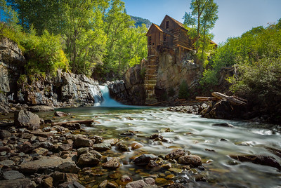 Crystal Mill Two