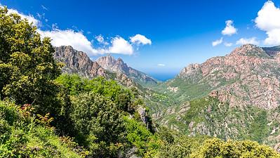 Evisa (Sevidentro - Corse du Sud)
