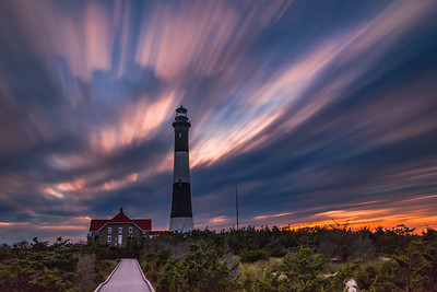 Warp Speed Lighthouse