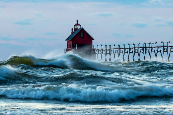 Water in Motion - Grand Haven