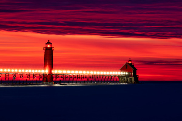Grand Haven's Forever Afterglow