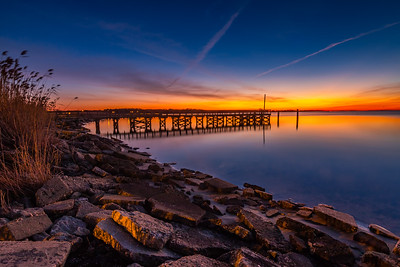 Pier to Sunrise