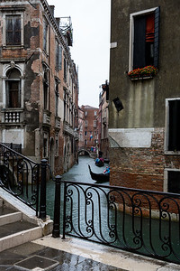 Rainy Day Venice