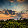 Sun Rays over Robert Moses