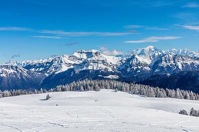 Le Semnoz (1 700 m)