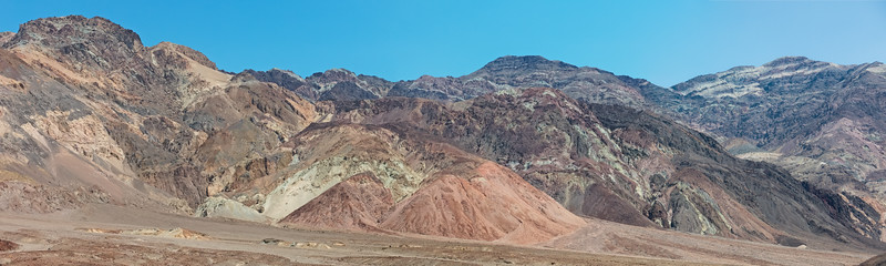 Artist's Palette, Death Valley, California