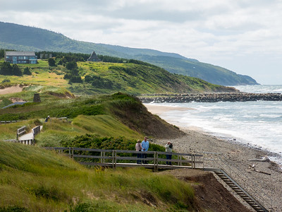 Inverness Beach, Cape Breton, Nova Scotia