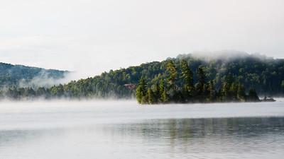 Lac Brulé, Saint-Agathe-des-Monts, Quebec