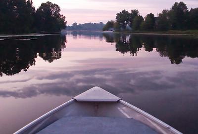 Verona Lake, Verona, Ontario