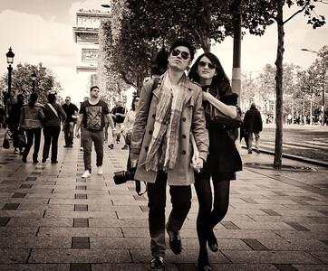Champs - Élysées, Paris
