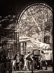Boulevard St. Germaine, Paris