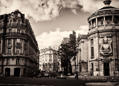 Chaillot Quarter, Paris