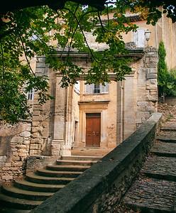 Bonnieux, Provence, France