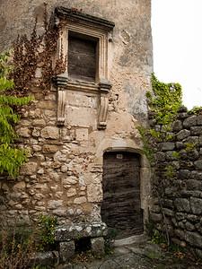 Oppède Le Vieux, Province, France