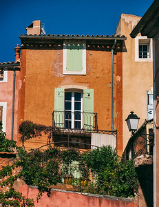 Roussillon, Province, France