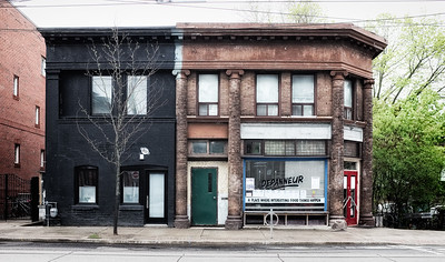 College Street, Toronto