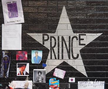 New! Prince Memorial