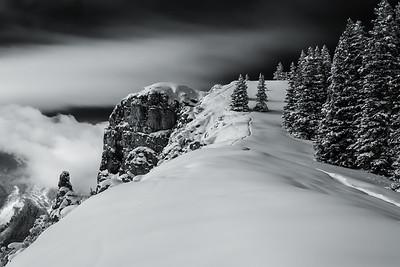 Dark Cliff