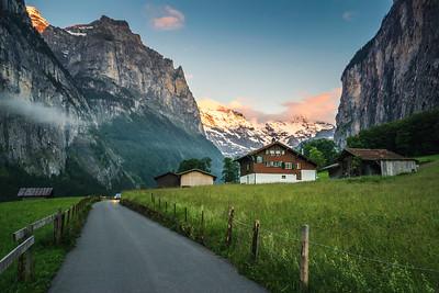 Around The Mountain