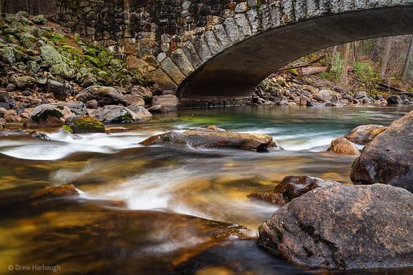 Pohono Bridge in Flow