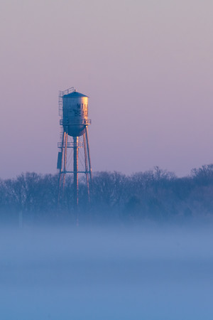 Minnetonka Beach Water Tower