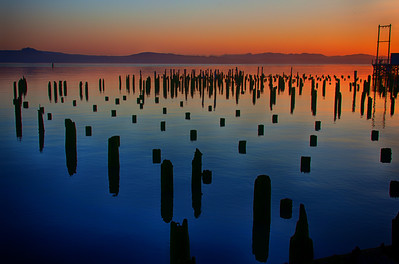 Lonely Piers