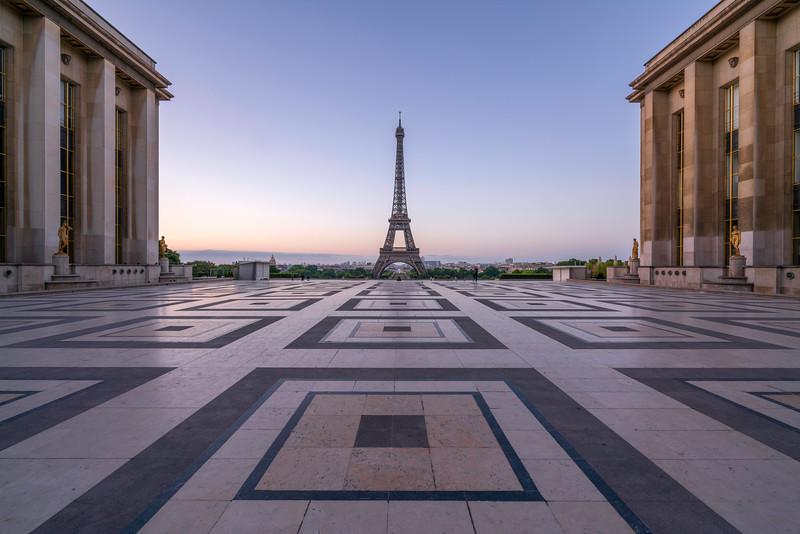 Place du Trocadéro Paris