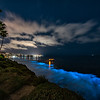 Bioluminescence Above Scripps