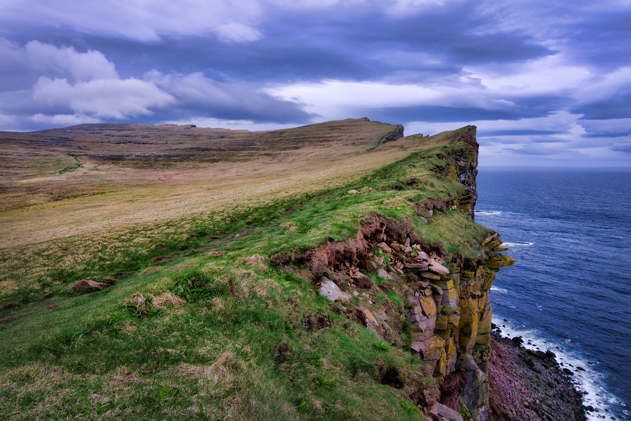 The Edge of Iceland