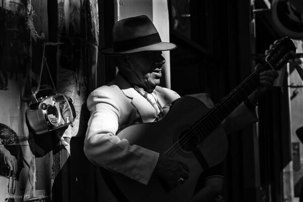 Love Songs at Feria San Telmo, Buenos Aires 2