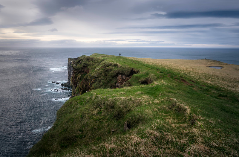 The Farthest Point of Iceland