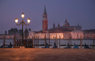 Peaceful Morning in Venice