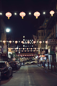 San Francisco Lanterns