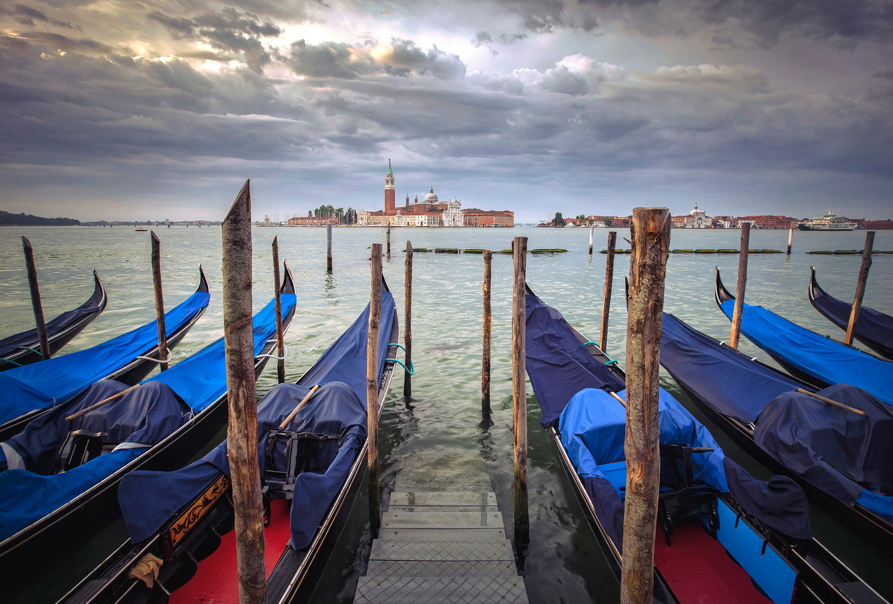 Early Morning in Venice