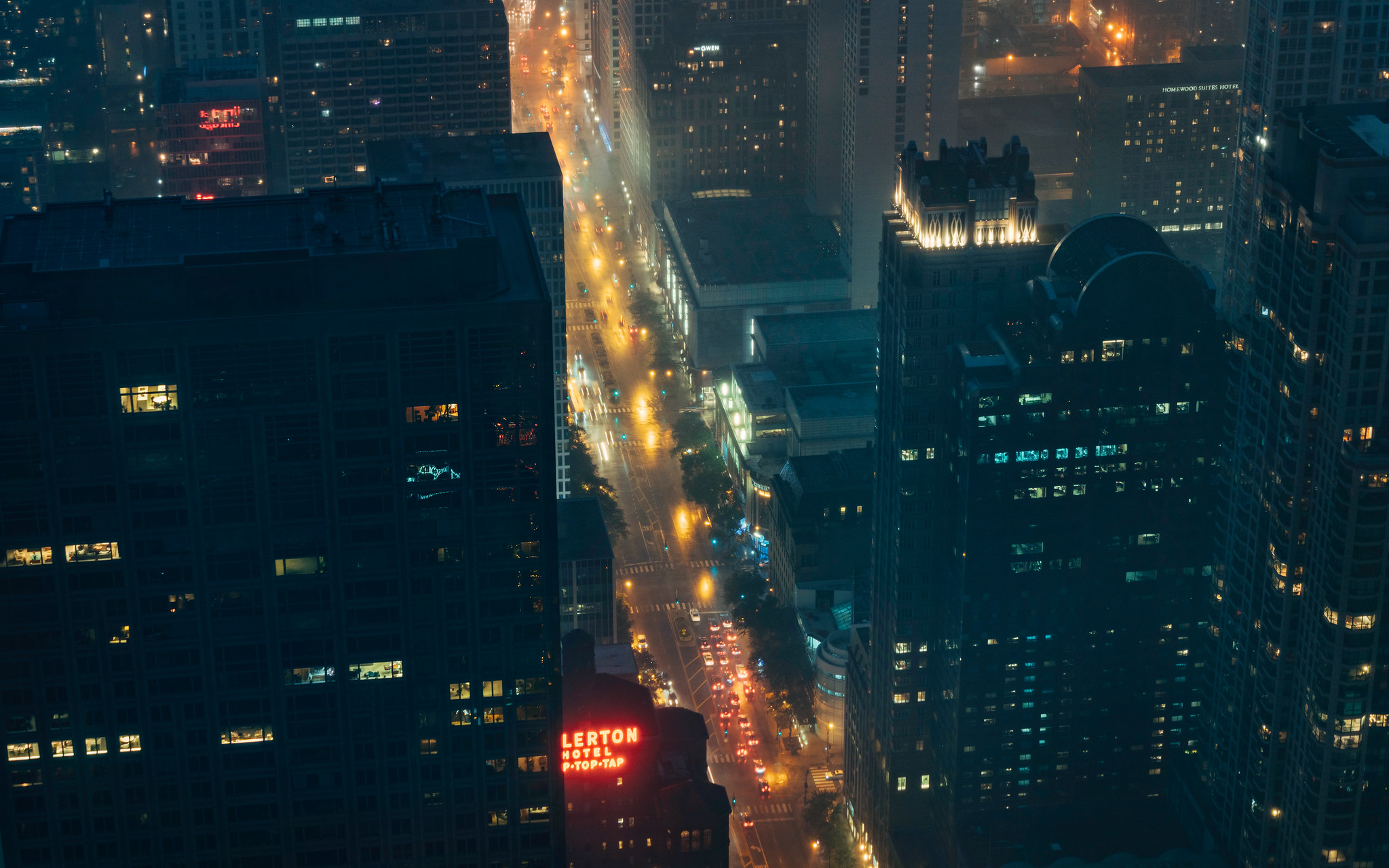 Windy City Rain