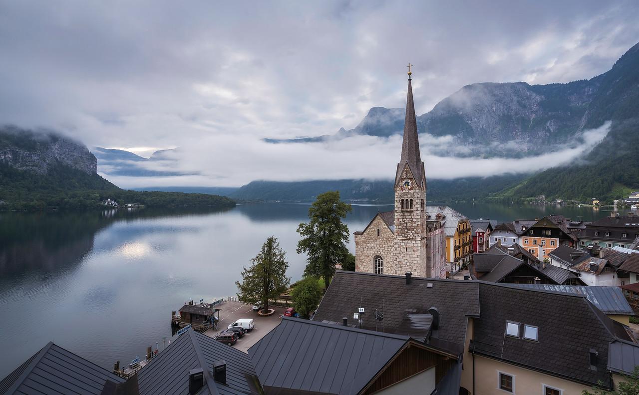 Mountain Mist in Austria