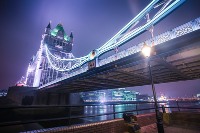 Under The Tower Bridge